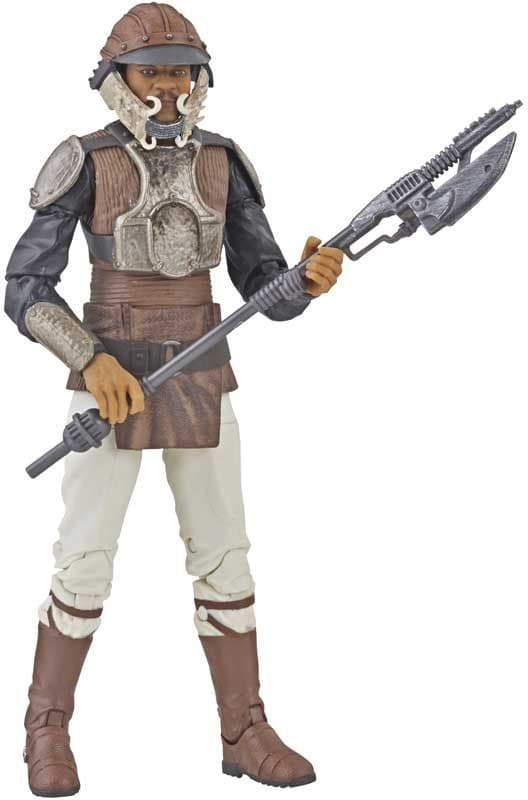 Star Wars The Black Series Lando Calrissian (Skiff Guard) - E6 Return Of The Jedi